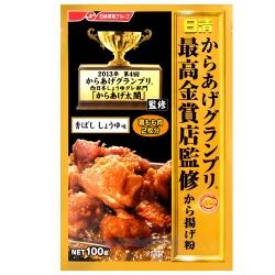 日清 最高金賞炸雞粉-醬油風味(100g)