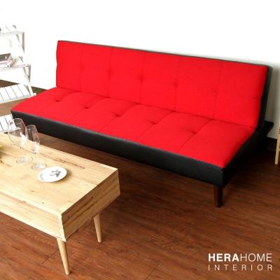 HERA Home Tiwana 多段式三人沙發床