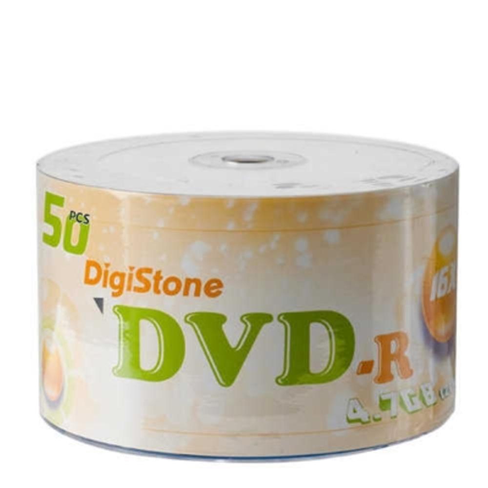 DigiStone A級 16X DVD-R 經典白(300片)