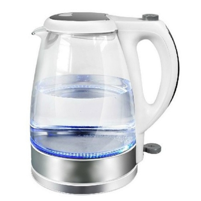 維康 1.7公升 玻璃電茶壺 WK-1888