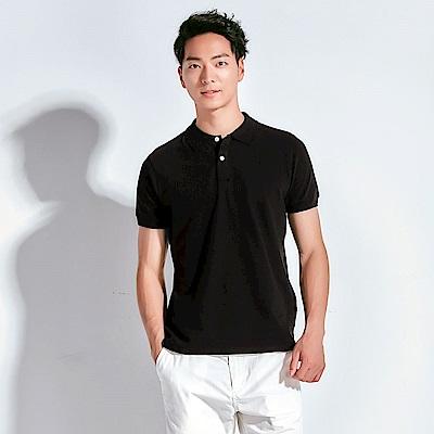 101原創 棉彈細網眼短袖POLO衫(男)-共5色