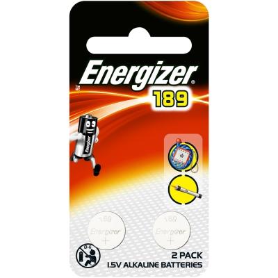 勁量  鈕扣型鋰電池189(LR54) 2入/組
