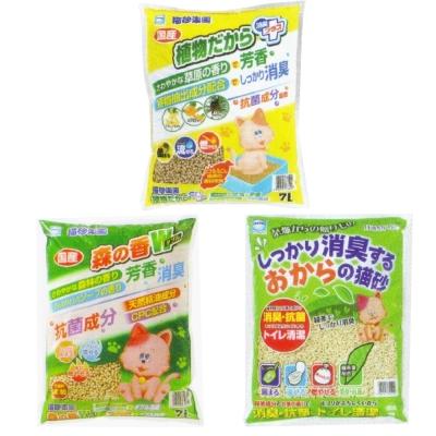 日本 貓砂樂園 貓砂系列 7L