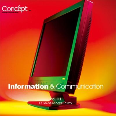 Concept創意圖庫  01 -電腦資訊