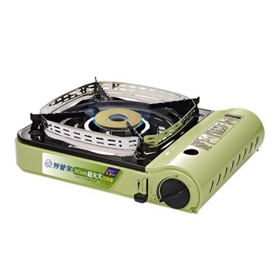 妙管家 超火大瓦斯爐/卡式爐3.2kW X600 附專屬硬盒
