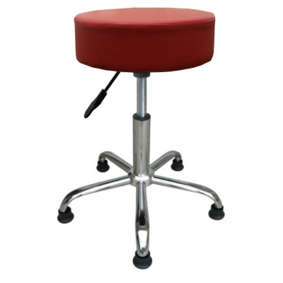 E-Style 五爪固定腳-吧台椅/工作椅/吧檯椅-2入/組(三色可選)