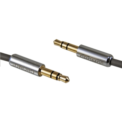 LINDY CROMO鉻系列 3.5mm 公/公 立體聲 音源線 10M (35306)