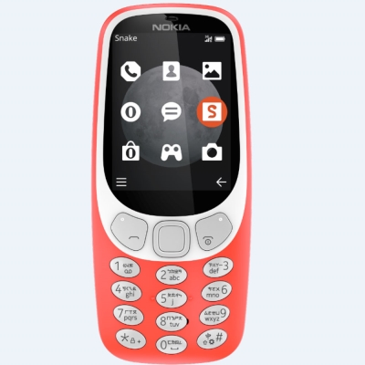 Nokia 3310 3G手機