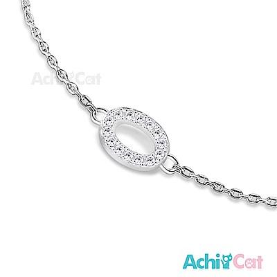 AchiCat 925純銀手鍊 知心閨蜜 幸福氧氣