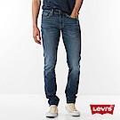 牛仔褲 男款 511 低腰窄管 彈性布料 輕磅 - Levis