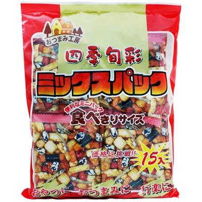 豆幸 四季旬彩綜合豆(345g)