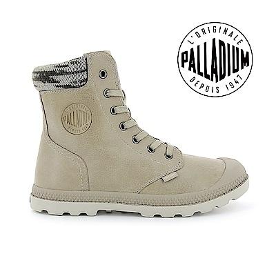 Palladium Pallabosse off Lea-女-灰褐色