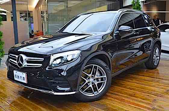 2017BENZ GLC250 4Matic AMG總代理