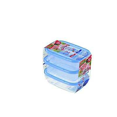 WAVA 日本inomata多用途保鮮盒170mlX3組入
