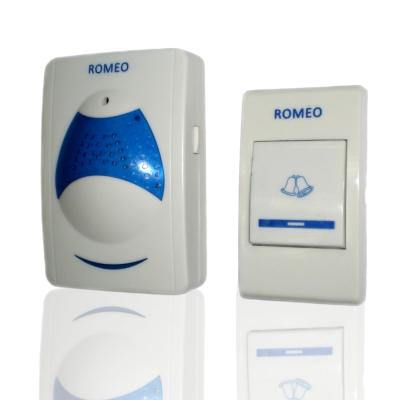 羅蜜歐 電池式超高頻無線門鈴(DOL-501)