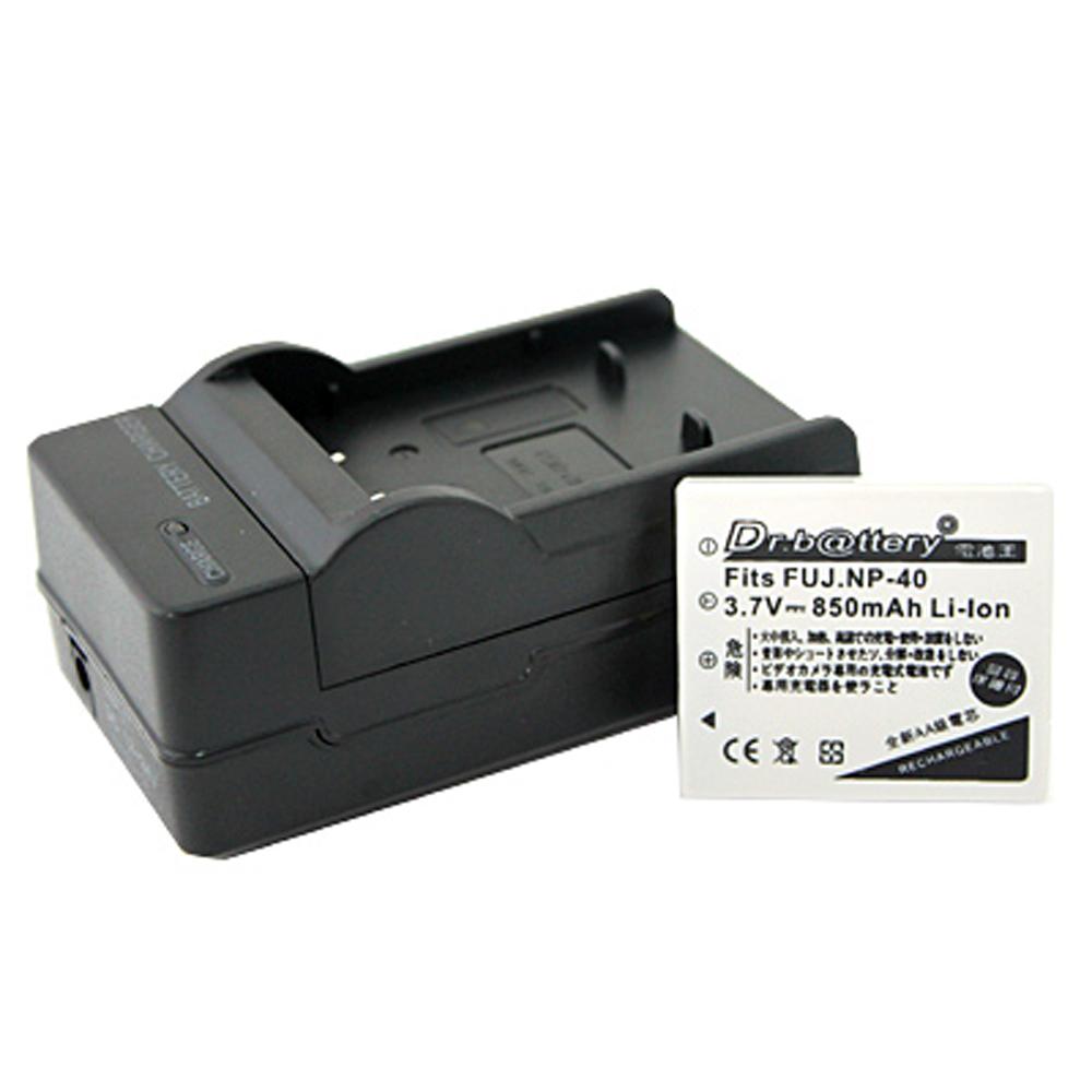 電池王 PENTAX D-Li8 高容量鋰電池+充電器組