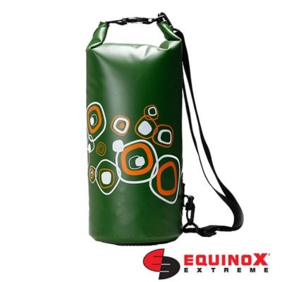 EQUINOX單肩背防水包10L-幾何