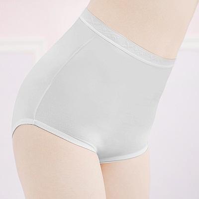 舒適健康親膚M-2XL高腰褲 低調灰 可蘭霓Clany