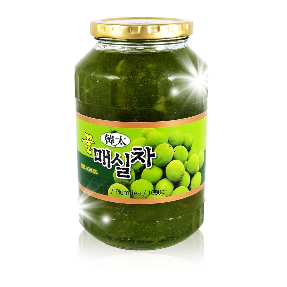 韓太 黃金蜂蜜梅實茶(1KG)