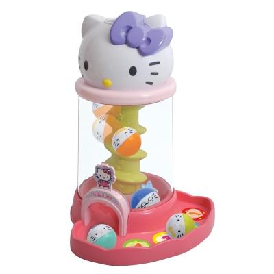 Hello Kitty 旋轉音樂塔