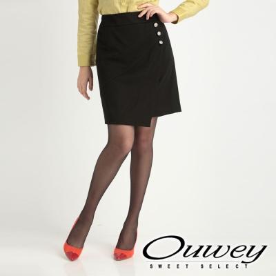OUWEY-都會首選百搭短裙