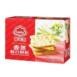 喜年來 香蔥蘇打餅乾(150g)