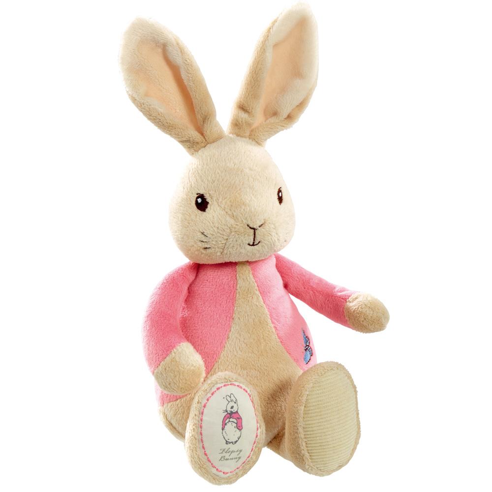 奇哥 比得兔玩偶-粉紅