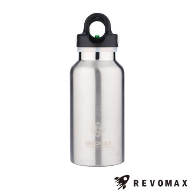 美國銳弗Revomax 316不鏽鋼保溫保冰秒開瓶355ML(經典原色)