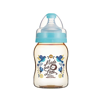 小獅王辛巴 桃樂絲PPSU寬口葫蘆小奶瓶(200ml)