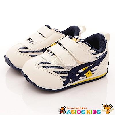 亞瑟士SUKU2機能鞋 經典穩定款 ON67-50S 白 (寶寶段)