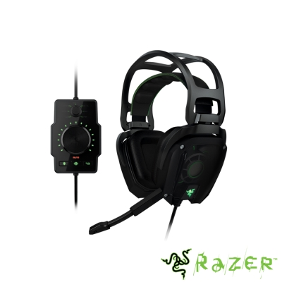 Razer Tiamat  7 . 1  V 2  迪亞海魔