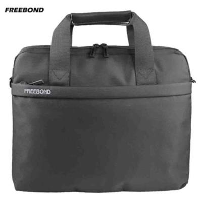FREEBOND PON-1301BK 輕便電腦公事包 14(黑)