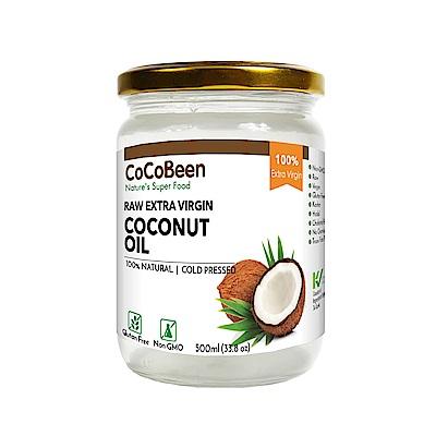 斯里蘭卡CoCoBeen 初榨冷壓椰子油(500ml/瓶)