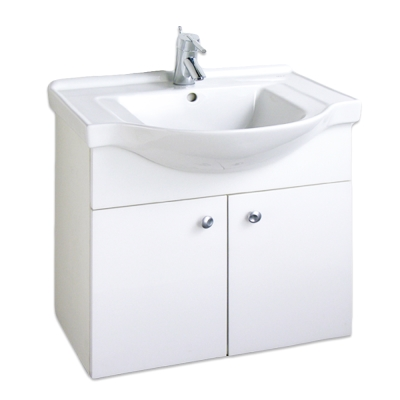 【HCG台灣和成】LCS4176-510臉盆浴櫃(含水龍頭)