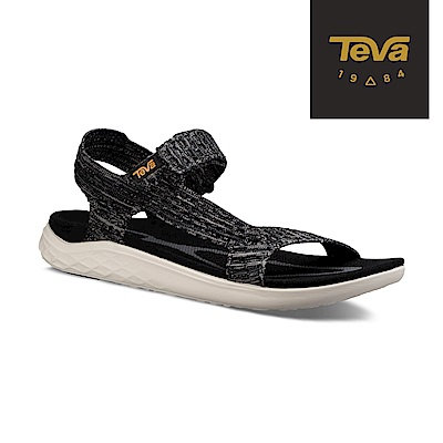 TEVA 美國 男 Terra-Float 2 Knit 輕量運動涼鞋 黑