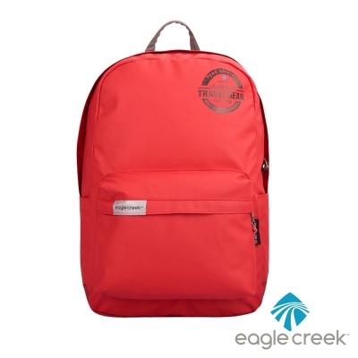 美國Eagle Creek 限量40周年紀念款RFID防水電腦後背包(紅)