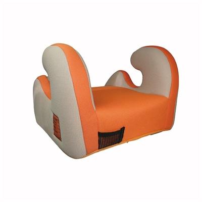 喜多兒童汽車用增高坐墊-橘