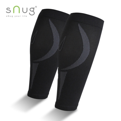 SNUG運動壓縮小腿套