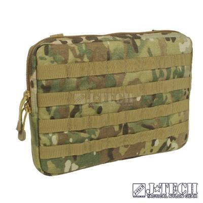 J-TECH 模組14吋筆電保護袋(迷彩綠MC)