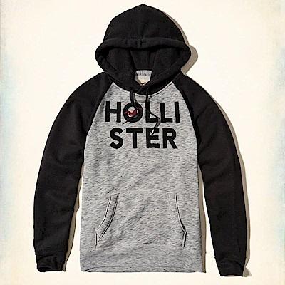 Hollister HCO 長袖 帽T 灰色 0516