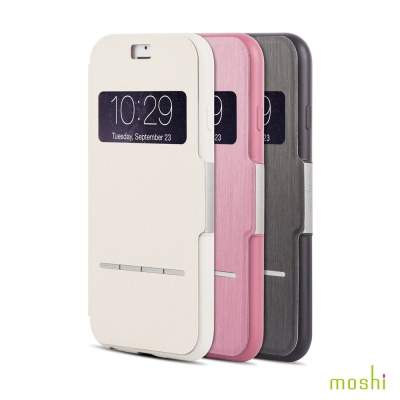 moshi SenseCover iPhone 6 / 6s 感應式極簡皮套