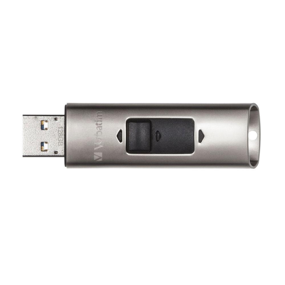 Verbatim威寶128G USB3.0極速隨身碟Vx400 SSD等級效能