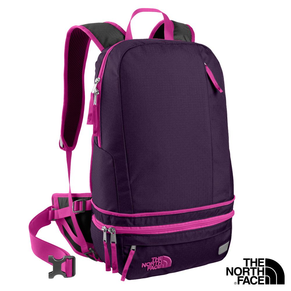 The North Face 背包/腰包兩用包Convert Lumbar 16L 紫