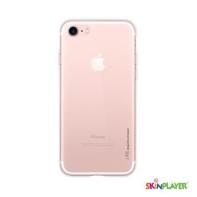 Skinplayer iPhone 8/7 輕羽防摔透明手機保護殼