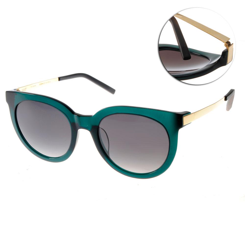 JULIO太陽眼鏡 完美工藝/綠-限量金#BORACAY YGN