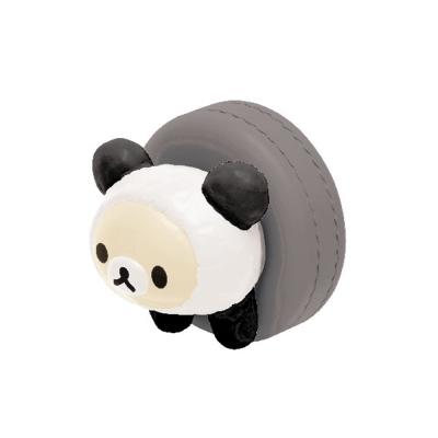 拉拉熊我愛大貓熊系列迷你盒玩。輪胎懶妹
