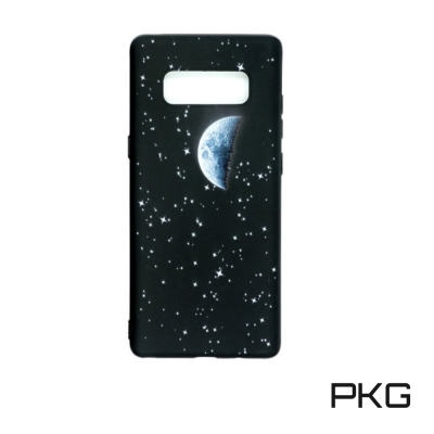 PKG For:三星NOTE8 軟性保護殼-彩繪流行款