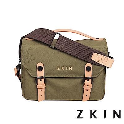 ZKIN Raw Hydra 重裝單肩相機包-附腳踏車掛繩(橄欖綠)