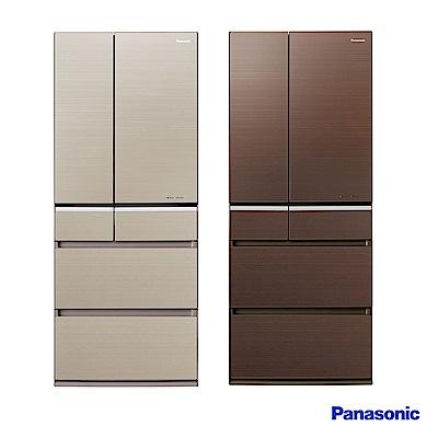 Panasonic 國際牌 601L日製六門 變頻電冰箱 NR-F602VG