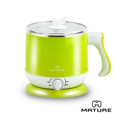 MATURE美萃-多功能美食鍋-CY-1620-芥